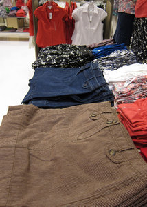 Clothing stores in los angeles california