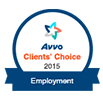 Avvo Client Choice Badge
